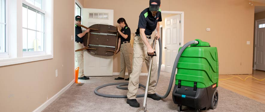 Van Nuys South, CA residential restoration cleaning